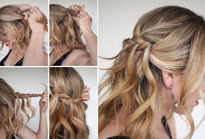10 причесок на длинные волосы для женщин среднего возраста. Пошаговый гид