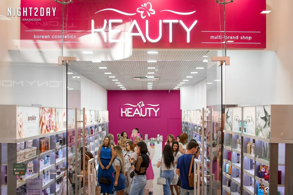 Магазин корейской косметики keauty